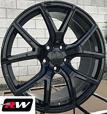 20 inch RW Wheels for Jeep Grand Cherokee 20x10 Gloss Black SRT Night Rims